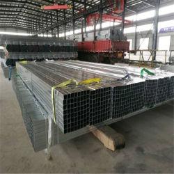 Q235/Q195/Q345/A 10-60036/10**600mm/0.5-12.0mm/Pré/galvanisé galvanisé à chaud/doux noir/SER//inoxydable soudé/carré/Tube en acier rectangulaire pour la construction