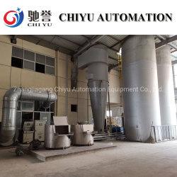 Dosage de compoundage en PVC de pesée et d'alimentation du système de convoyage mélangeuse mélangeuse/vide/convoyeur/convoyeur pneumatique/Transport pneumatique