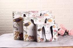Disegno e produzione dei sacchetti promozionali corporativi del regalo