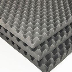 Hoogwaardige generator voor milieubescherming Black Wave Sound-absorberend katoen