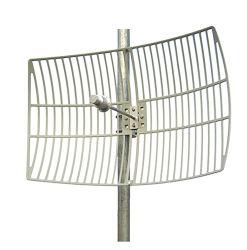 Antenne parabolique de la grille de gain 30 dBi 5.8GHz 0,9m