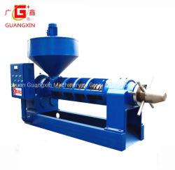 広新工場供給量 800kg/H 大豆ピーナッツサンフラワースパイラルオイルプレス マシン