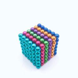magnetische Parels van de Vorm van de Bal van de Magneet NdFeB van 3mm/5mm/10mm de Neo