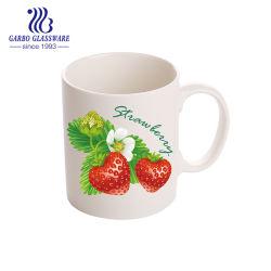 Neue Entwürfe druckten die keramische Porzellan-Kaffeetasse, die eingestellt wurde für Abendessen-Tafelgeschirr (TC0904400-TH7)
