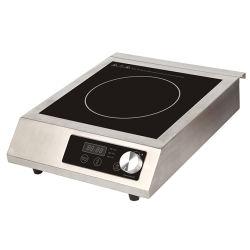 AILIPU 1800W 또는 3500W 호텔과 대중음식점 사용을%s ETL 세륨 위생 증명서를 가진 스테인리스 상업적인 감응작용 요리 기구