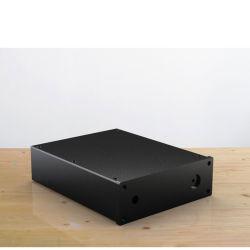 デジタル部品CNCの切断及び切断のコンポーネントの&Newを押す可聴周波電力増幅器の金属の箱は車の音声または力のシェルのためのアルミ合金を設計した