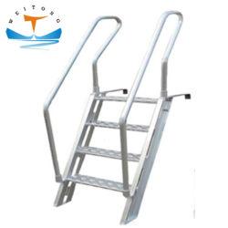 Bateau Marine en acier/échelle de pavois en aluminium