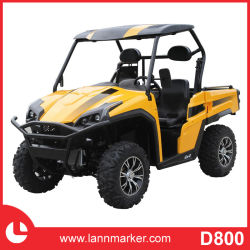 Diesel 800cc UTV Véhicule utilitaire 4X4
