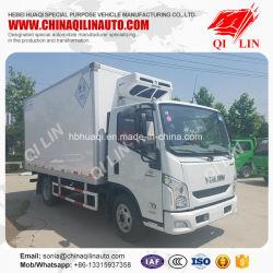 Медицина перевозчика холодильник Ван грузовой автомобиль с кондиционером воздуха