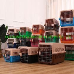 Cão portátil Pet transportadora operadora de viagens da Caixa de Transporte Gaiolas Gaiola Pet