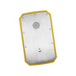 産業屋内耐候性がある通話装置、IP67屋外の壁の土台の緊急時の通話装置