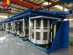 توفير الطاقة الحث المتوسط التردد آلة الصهر المعدنية الذائبة للذهب مصهر الفضة من النحاس الحديد الصلب الألومنيوم