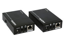 50m/164ft Over Single UTP Cables HDMI Extender met IRL Control