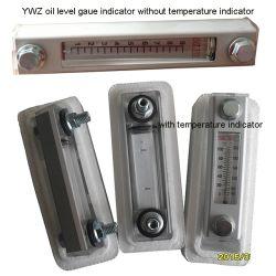 Ywz 기계식 오일 레벨 표시기(온도 표시기 포함