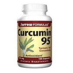 Het Uittreksel van de Wortel van de kurkuma Curcumin van 95% en van 98% het Supplement van de Gezondheidszorg van Capsules