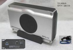 Boîtier de disque dur SATA IDE USB3.0 (RJ-393US)