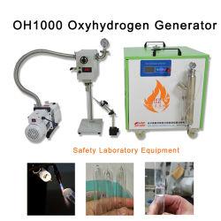 Instruments de l'analyse des matériaux chimiques dans les laboratoires de recherche outil d'étanchéité de verre