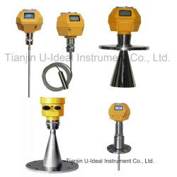 Indústria química vaso de pressão Transmissor de Nível tipo radar utilizado