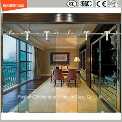 Réglable en acier inoxydable & profilé en aluminium 6-12 coulissante en verre trempé Simple salle de douche, , une cabine de douche, salle de bains, douche écran/Porte, douche