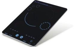 Une cuisinière induction50 2200W 3000W cuisinière électrique d'un comptoir d'appareils ménagers 4 affichage LED Digita Touch Ultra Mince seul