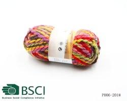 Filo per maglieria a mano Arcobaleno colore di 0,8nm TT Yarn-P006