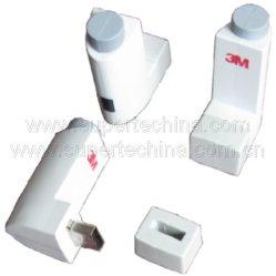Silicona en forma de cartucho USB Flash Drive (S1A-6251C)