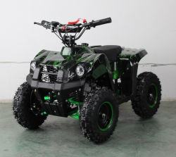De grote MiniVierling ATV van het Wiel 49cc met Ce, 2 Gekoelde 49cc MiniVierlingen Moto van de Slag Lucht (et-ATV053)