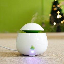 多彩なライトが付いている携帯用小型超音波涼しい霧の香りの拡散器USBの加湿器