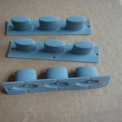 Produttori Direct Keyboard silicone Rubber Shrapnel Keyboard adesivo conduttivo silicone Prodotti apertura stampi prodotti in gomma industriale