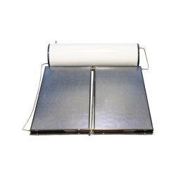 aço inoxidável 304 300 litro 2 Chapa lisa prático aquecedor solar de água