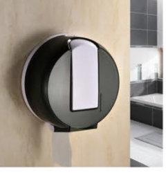 ABS plástico venda quente na parede do tecido do rolo de papel higiénico titular para Hotel / Home / Hospital