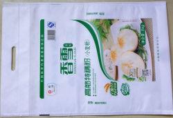 Des denrées agricoles sac non tissé pour le riz de la farine de maïs grain