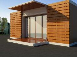 ISO9001(XGZ-0103)이 있는 FANGE 샌드위치 패널 컨테이너 홈 하우스/캐포트/커피 룸