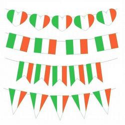 Décorations de fête, bars, clubs de sport, l'École des Festivals, célébrations chaîne personnalisée drapeau Drapeaux Bunting bannières International