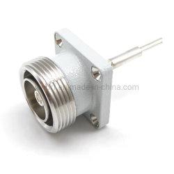 단자 Sub Molex DIN L29 7/16 암 잭 패널 마운트 커넥터