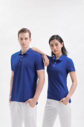 Polo-Hemden passten Firmenzeichen plus Größen-Shirt-Mann-Polo-T-Shirts an