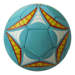 Máquina de sutura OEM pelota de fútbol de neopreno / Fútbol / Playa balón de fútbol