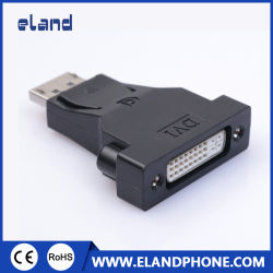 DP DisplayPort 디스플레이 포트 - DVI 컨버터 어댑터 DisplayPort Male DVI Female 어댑터 2 주문