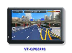 التنقل عبر GPS بقياس 5.0 بوصات من أعلى سطح الفندق (5.0 بوصة + 800 *480 + 128 ميجا DDR + 4 جيجا بايت)
