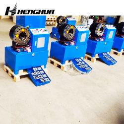 Nova União Europeia com juntas livres personalizáveis Dx68 Crimpagem de mangueiras hidráulicas elétrica Ferramenta de pressão da mangueira do tubo da máquina