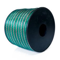 Transparente elektrische Isolierdrähte des Lautsprecher-Kabel-2 des Kern-0.2mm2 0.5mm2 0.75mm2 1.0mm2 Kurbelgehäuse-Belüftung im Thailand-Markt