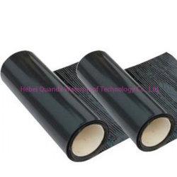 EPDM resistente al agua de buena calidad de techos de membrana flexible de caucho negro del techo de la Goma en rollos