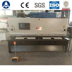التحكم التلقائي في آلة قطع الألواح المعدنية CNC آلة قص الألواح المعدنية الهيدروليكية آلة النيكوتين شيلينغ