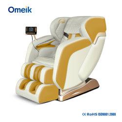 러시아 한국 Bluetooth 음악을%s 가진 Shiatsu 안마 의자 소파 난방을 반죽하는 전기 가득 차있는 바디 무중력 안마 의자