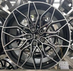 BMW의 경우 알로이 휠 림 18X8.0 kin-02922