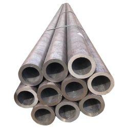 고품질 ASTM A106 SAE 1020 API 5L 라인 높음 압력 보일러 열냉연 무연 탄소강 파이프 튜브 화학 물질 운송 시 미터당 가격