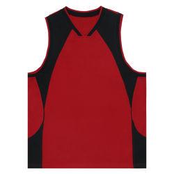 China-Lieferanten-Polyester-konstante Unterwäsche-Trägershirt-Sleeveless Shirt-bodybuildende Eignung-Entwurfs-Sportkleidung-Fußball-Trainingsnazug-Schweiss-Weste für Jungen-Mann-Mann