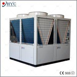 Ar Condicionado Industrial Modular Air-Cooled Cooling-Heating de deslocamento da bomba de calor/Chiller de Agua Sistema R410A