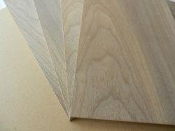 Cina produzione Commercio all'ingrosso Tranciato in legno naturale melammina 2.5mm ~25mm MDF legno Forme artigianali di alta qualità
