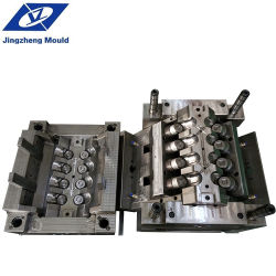 UPVC injecção, CPVC, HDPE, PP, PPR válvula plástica peças molde de instalação de tubo de irrigação